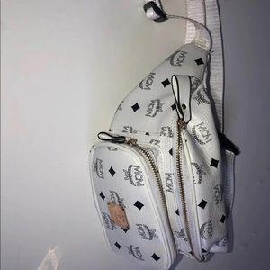 MCM fanny pack